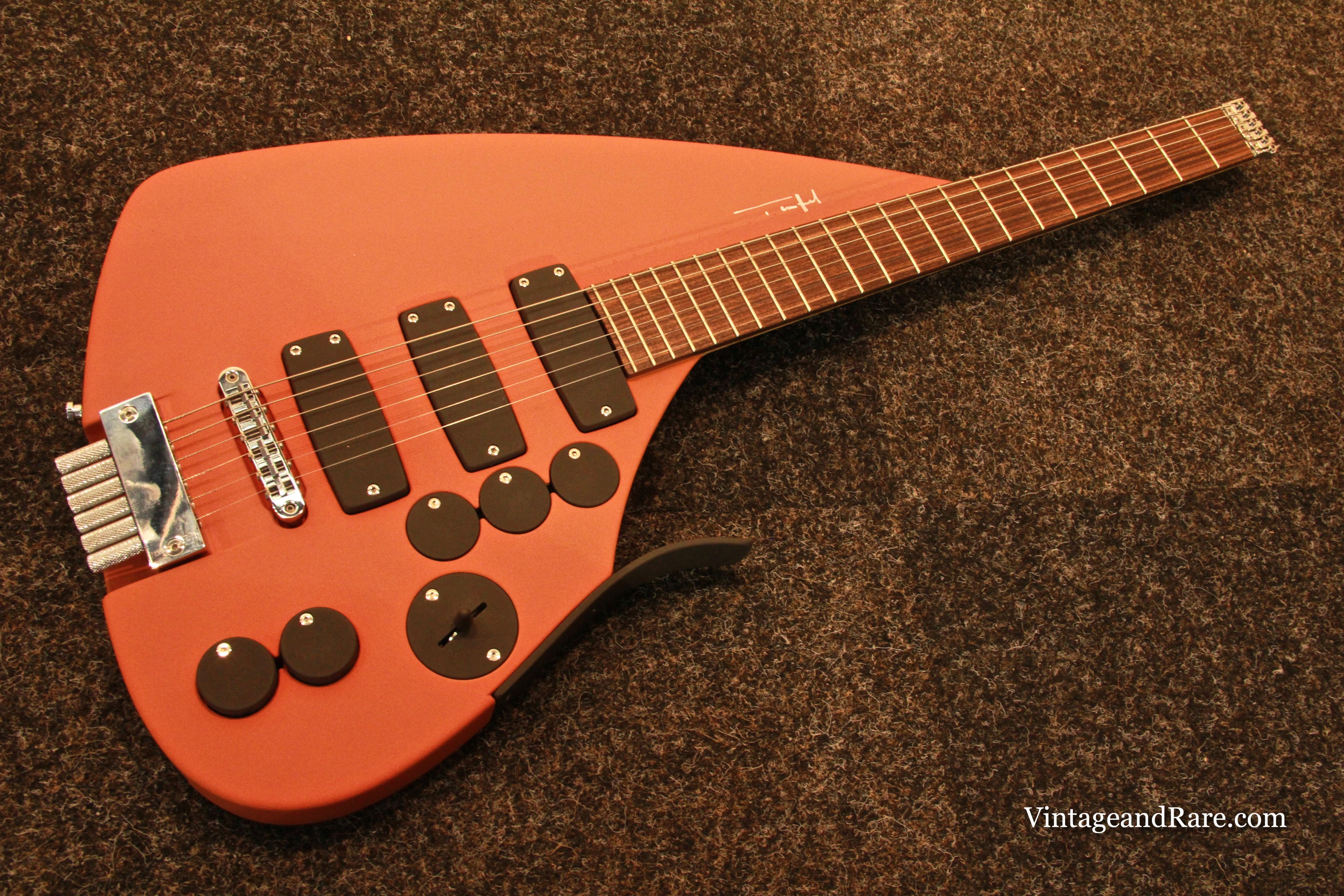 Luthier Vintage Amp Rare Blog