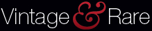 Vintage and Rare
