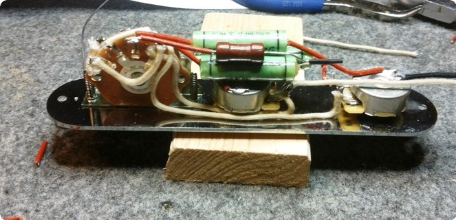 1962 fender esquire wiring fender esquire body