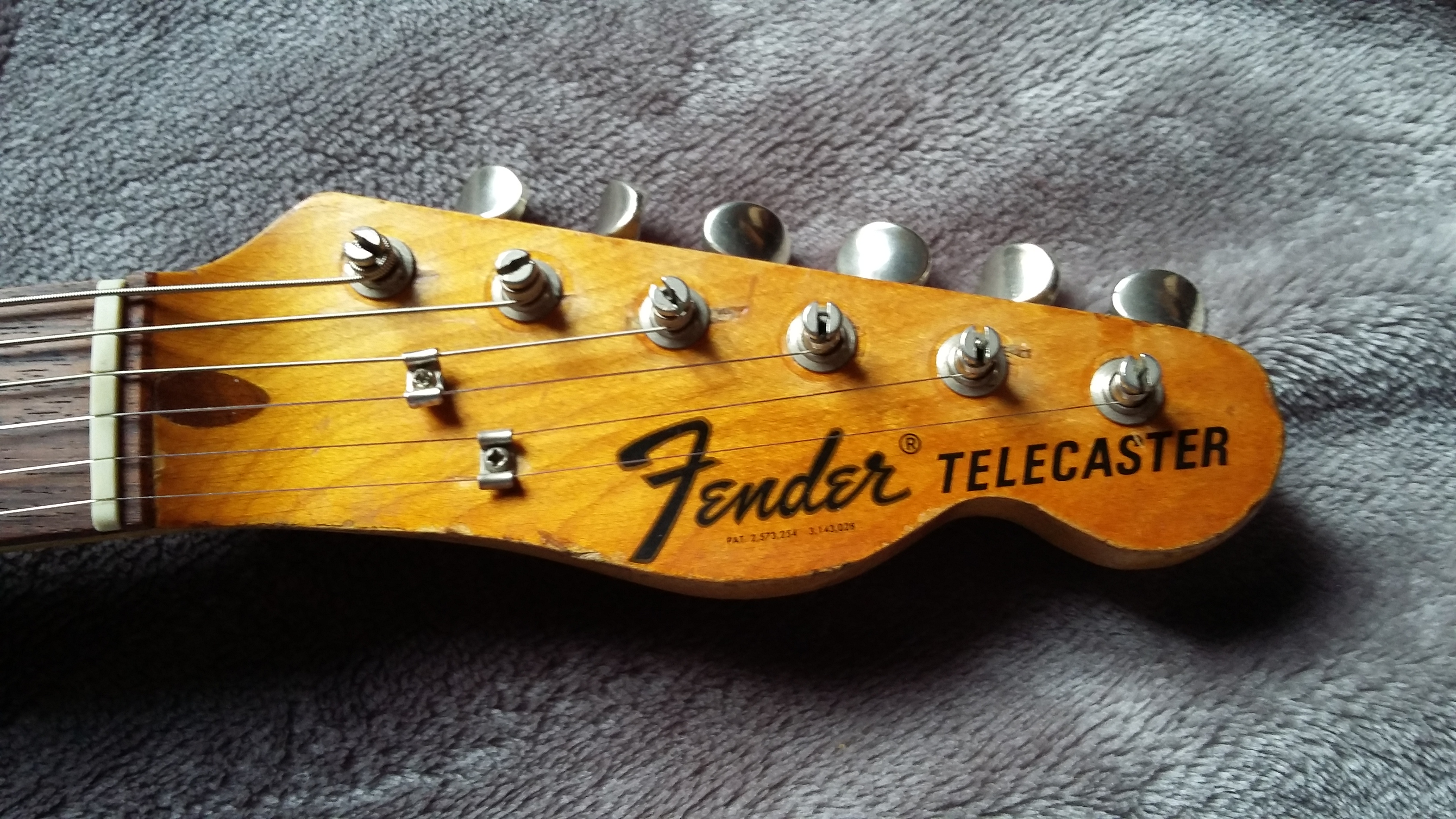 Vintage Fender Telecaster For Sale 45
