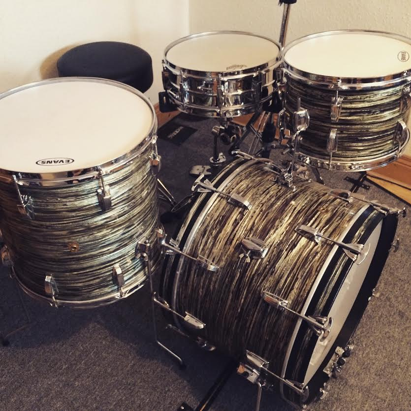 Classic Drums Ludwig Ludwig Super Classic 1964