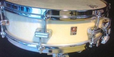 premier snare 1960 39 s pearl white drum percussion for sale. Black Bedroom Furniture Sets. Home Design Ideas