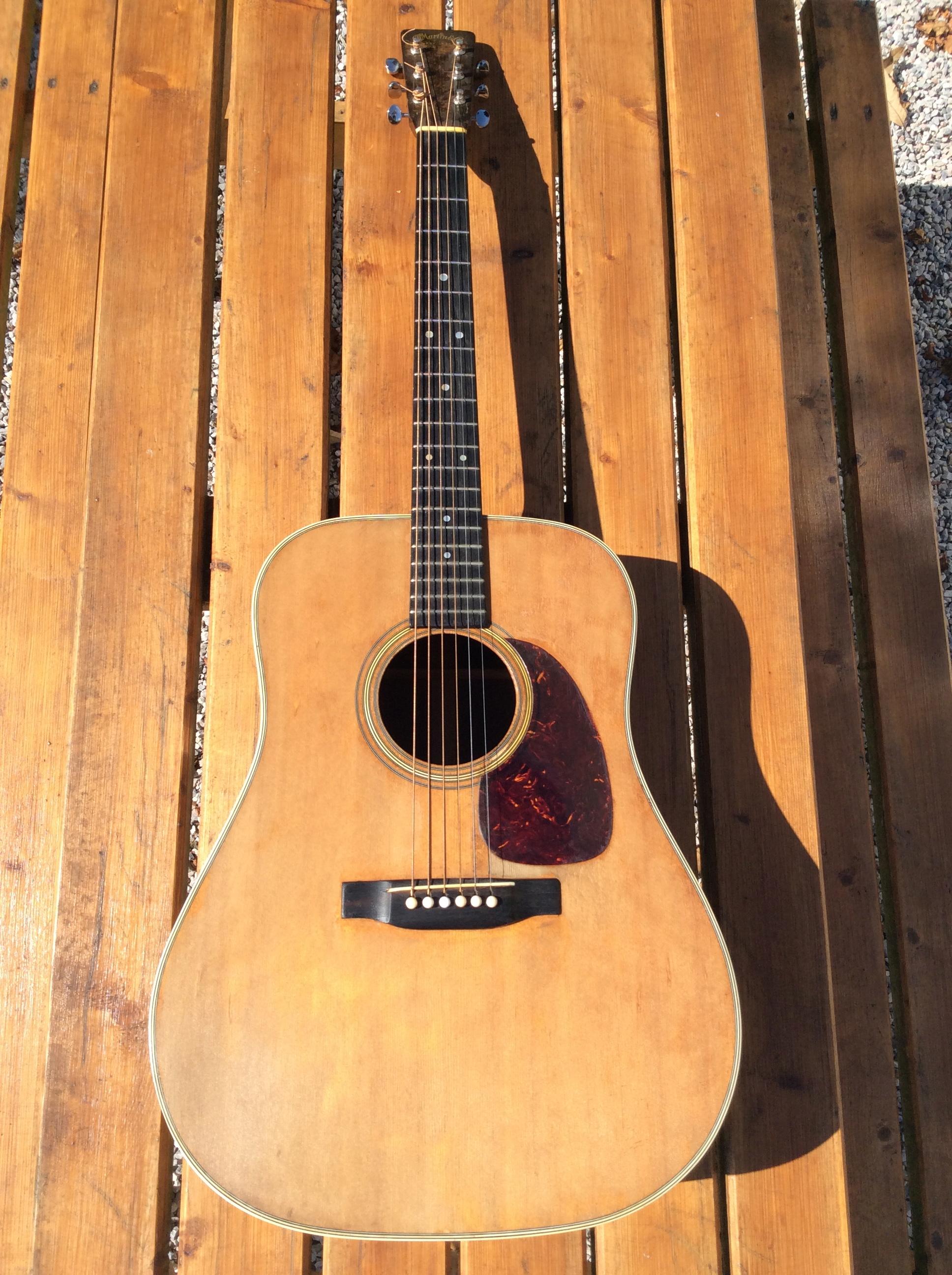 c f martin d28 1956 guitar for sale. Black Bedroom Furniture Sets. Home Design Ideas
