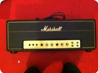 Marshall JMP 1987 Super Bass 1971 Black Tolex