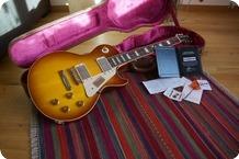 Gibson Custom Shop Les Paul 58 Reissue 2013 Ice Tea Burst VOS