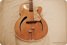 Hofner 462 Cats Eye 1955 Blonde