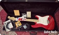 Fender Stratocaster Eric Clapton 1989 Torino Red