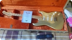 Fender Custom Shop Limited Edition 1956 Stratocaster 50th Anniversary Relic 2005 Aztec Gold