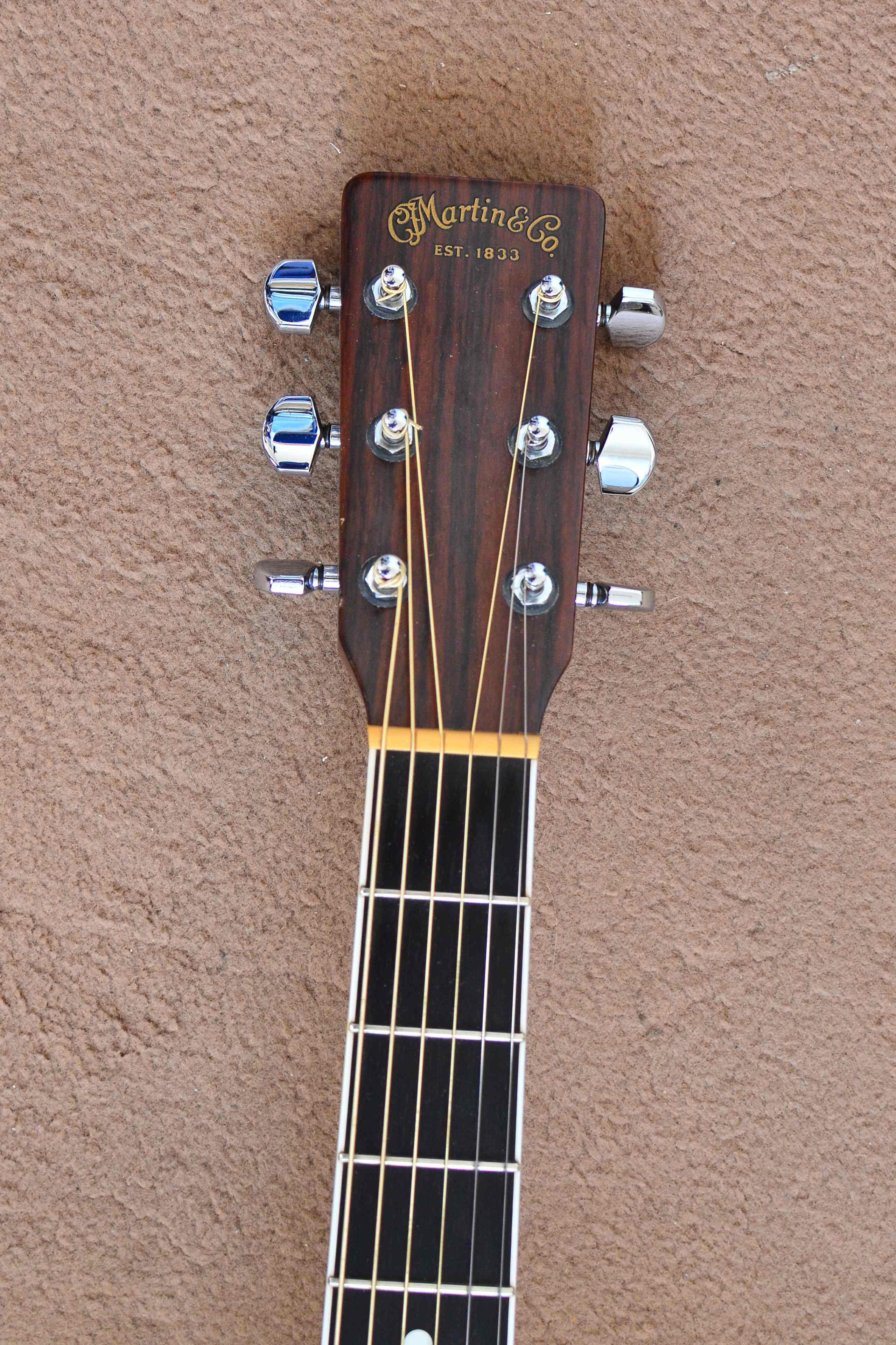 c f martin d35 1979 natural rosewood guitar for sale. Black Bedroom Furniture Sets. Home Design Ideas