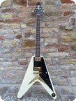Gibson Flying V Reissue 58 FF82 1982 White