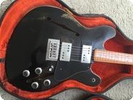 Fender Starcaster 1977 Black