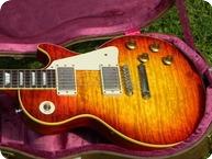 Gibson Les Paul 1959 20th Anniversary AAAAA Top Murphy Burst 2013 Murphy Burst