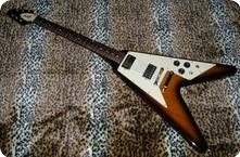 Gibson Flying V 1975 SUNBURST