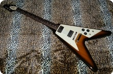Gibson Flying V 1975 Tobacco Sunburst
