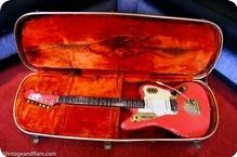 Fender Jaguar 1963 Fiesta Red