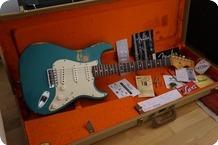 Fender American Vintage 62 Reissue Stratocaster 2008 Ocean Turquoise
