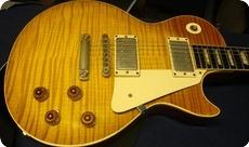 Luthier LES PAUL 1959 GLADYS REISSUE 2010 2010 Sunburst