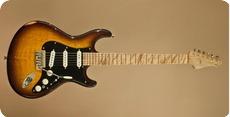 Ruokangas Guitars VSOP RELIC 2014 Two Tone Sunburst
