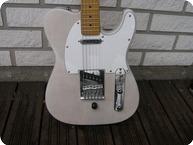 Finnish Luthier B Bender Tele 2013