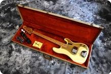 Fender Precision American Reissue 57 Fullerton AVRI 1982 Vintage White