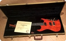 Moog Paul Vo Collector Edition Red Flame