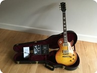 Gibson Les Paul Billy Gibbons 2009 Sunburst