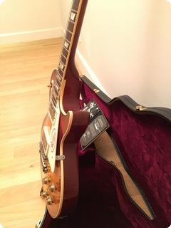 Gibson Les Paul Billy Gibbons  2009 Sunburst
