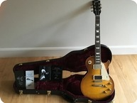 Gibson Les Paul Jmmy Page Number Two Vos 2009 Sunburst
