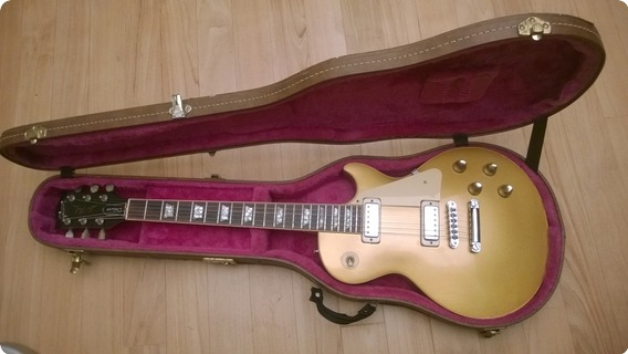 Gibson Les Paul  1975 Gold Top