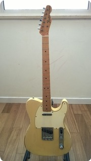Fender Telecaster  1968 Olympic White
