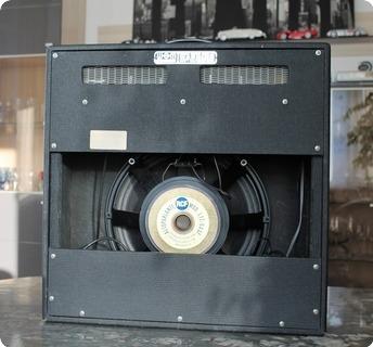 Wem Dominator 30 Reverb 1981 Black