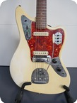 Fender Jaguar 1964 Olympic White