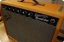 Fender Hand Wired 65 Reissue Princeton Reverb Limited Edition 2015 Orange Tolex