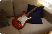 Fender Custom Shop Stratocaster Late 59 Journeyman Relic 2017 Seminole Red