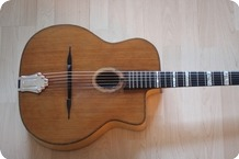 Jacques Favino Gypsy Guitar Macais 1979 Natural