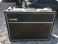 Vox AC30 Top Boost 1965 Black