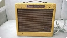Fender Eric Clapton Vibro Champ Tweed