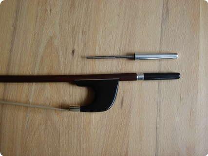 Steven Reiley German Style Double Bass Bow 2001