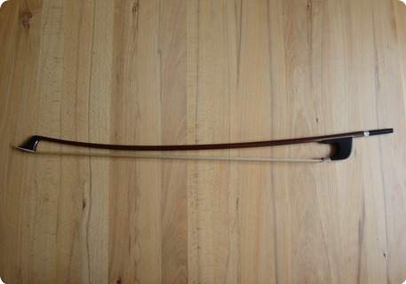 Steven Reiley German Style Double Bass Bow 2001