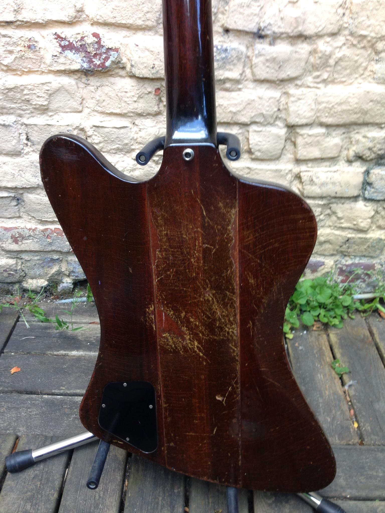 gibson thunderbird 2 1964 bass for sale. Black Bedroom Furniture Sets. Home Design Ideas