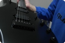 Music Man Jp6 Black Stealth