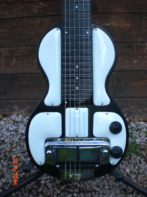 rickenbacker model b electro lap steel 1946 guitar for sale. Black Bedroom Furniture Sets. Home Design Ideas