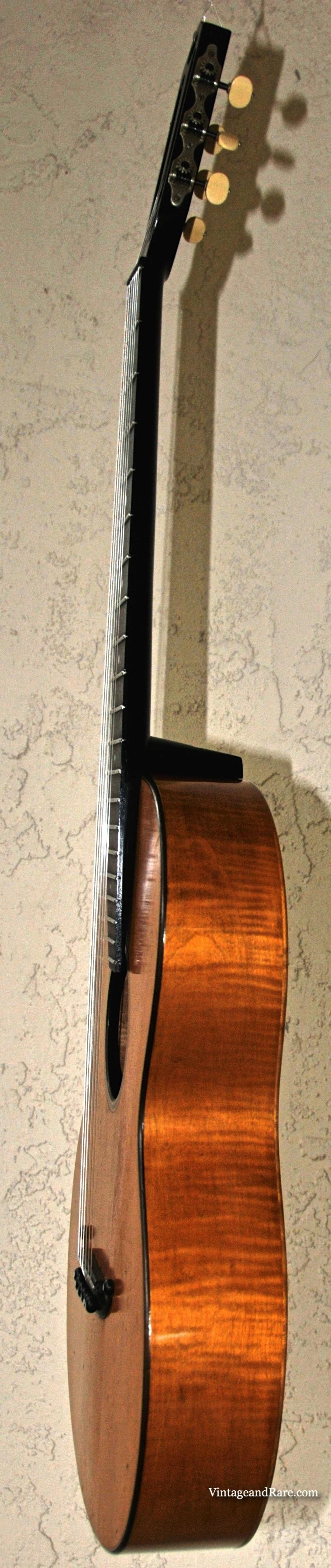 Hermann Hauser Sr Vienna Model 1922 Guitar For Sale -> Vintage Möbel Vienna