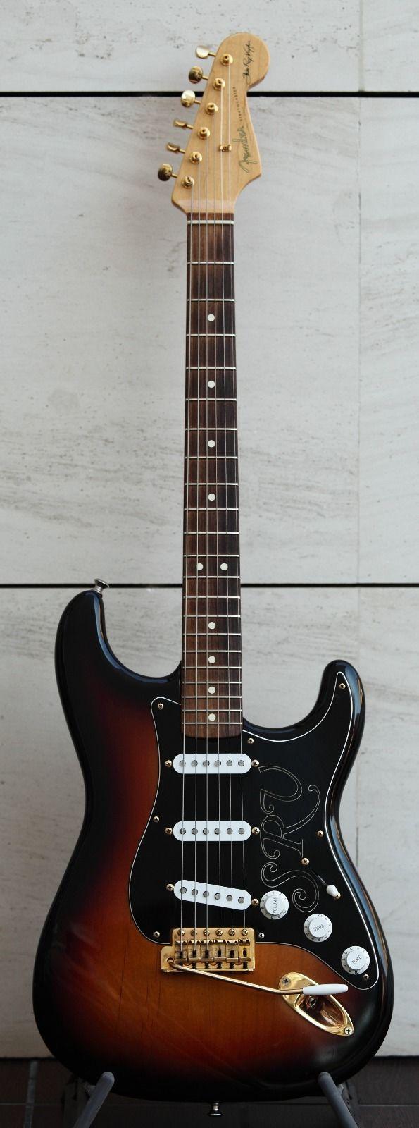 fender stratocaster srv 2002 sunburst guitar for sale. Black Bedroom Furniture Sets. Home Design Ideas