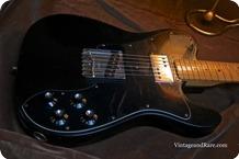 Fender Telecaster Deluxe 1976 Black