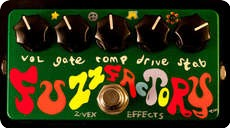 Zvex Fuzz Factory