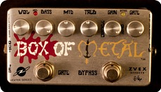 Zvex Box Of Metal VEXTER SERIES