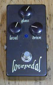 Lovepedal Roadhouse Eternity (second Hand) Black