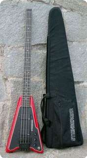 Steinberger Xp2 1990 Red
