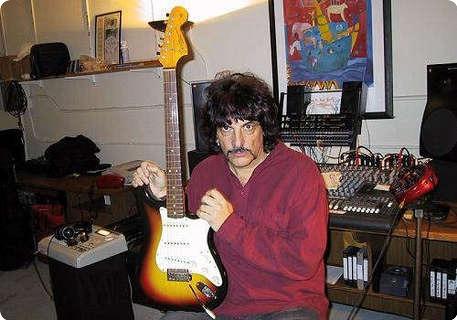 Fender Stratocaster JImi Hendrix Owned! 1967 Sunburst Guitar For Sale Rock Stars Guitars